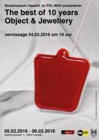 "Oja ""the best 10 years of Object & Jeweliery"